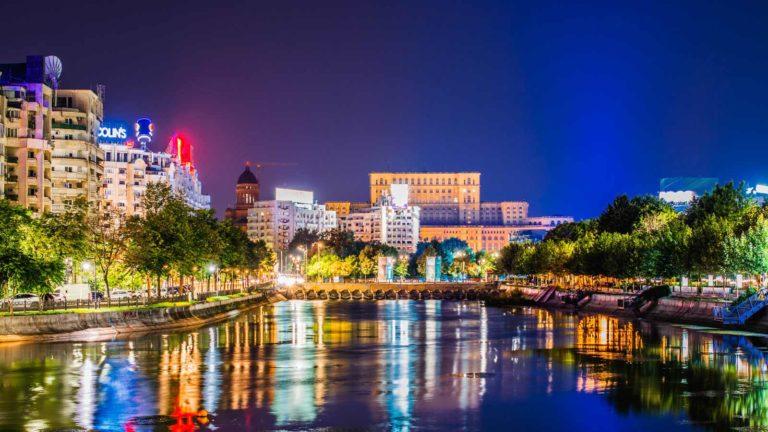 Bukarest – Eine Stadt der Gegensätze